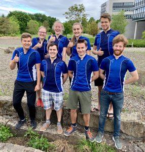 DHM-Team 2019 (Uni und OTH Regensburg)